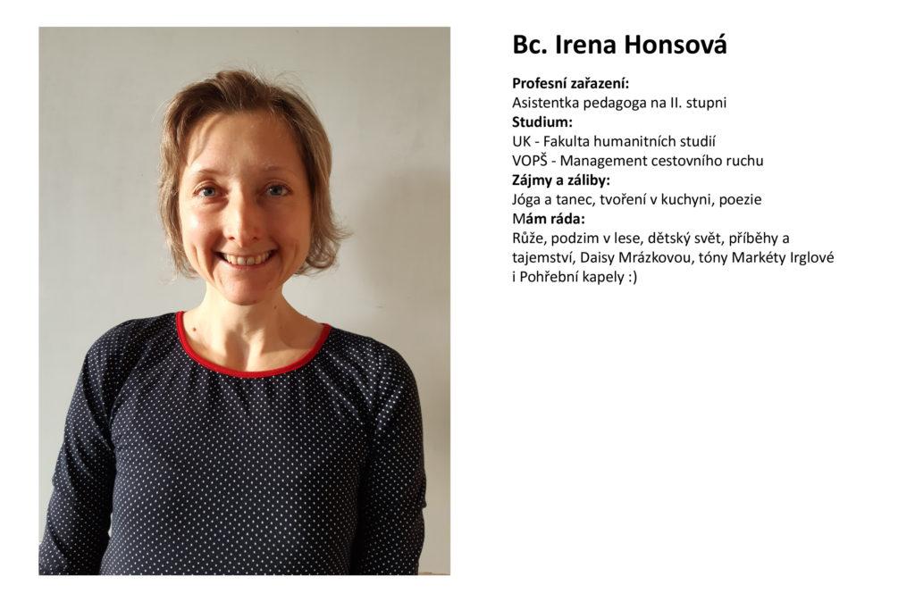 Irena Honsová